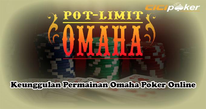Keunggulan Permainan Omaha Poker Online
